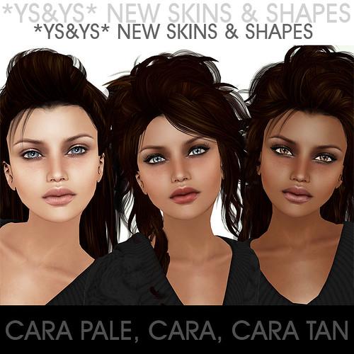 New Skins @ YS & YS