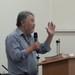 Pr. Eduardo Goya falando sobre princípios de uma vida santa
