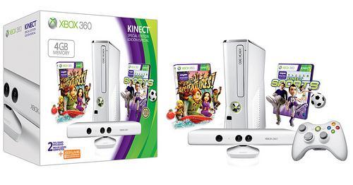 Xbox 360 Special Edition _White