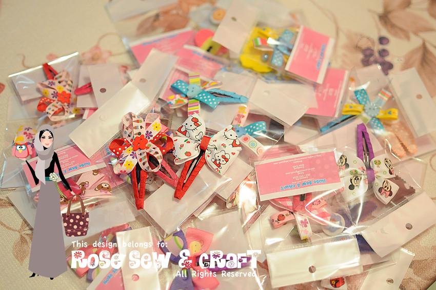 ribbon hairclip