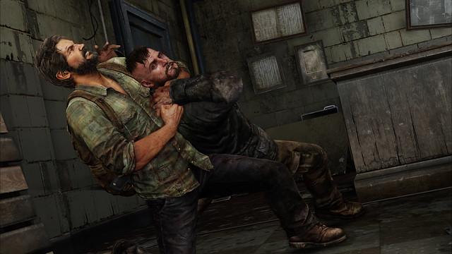 Joel grappling