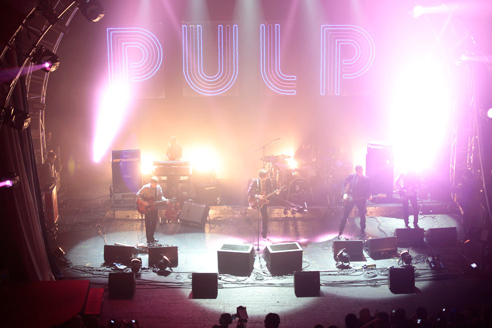 Photo: Dan Kendall/NME