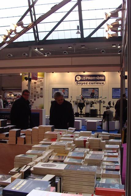Foire du Livre de Bruxelles 2012