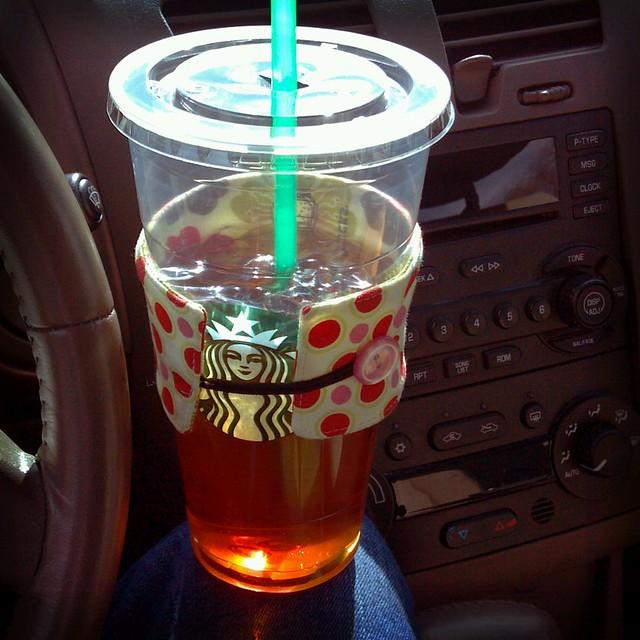 Hello Trenti Iced Tea ...
