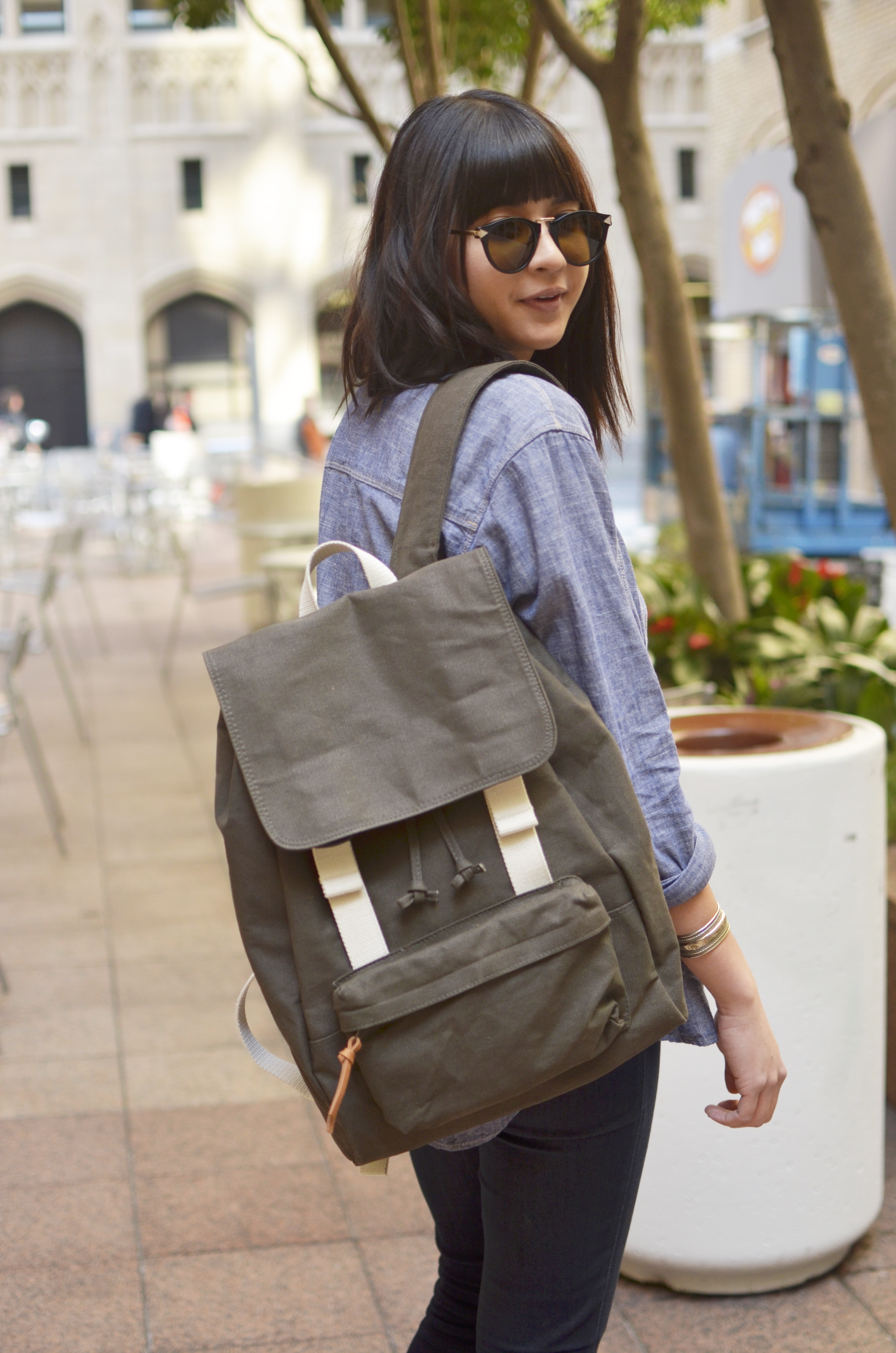 everlane backpack