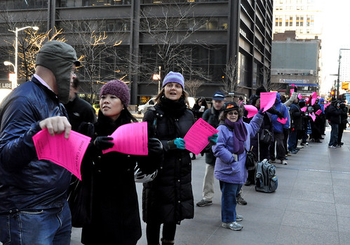 Occupy jobs - March 6, 2012