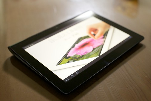 Review : Sony Tablet S