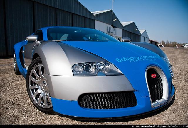 Bugatti Veyon : France : Mars 2012 : Nikon