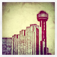 #ReunionTower - #Dallas, #Texas (#2010 )