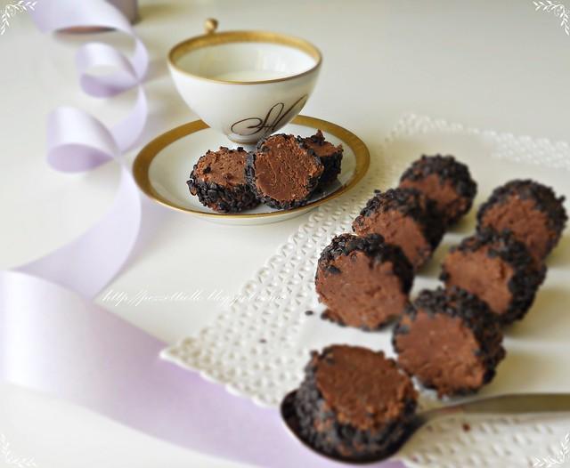Cioccolatini alle mandorle