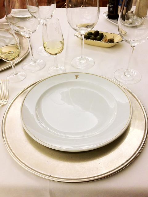 Parador cena