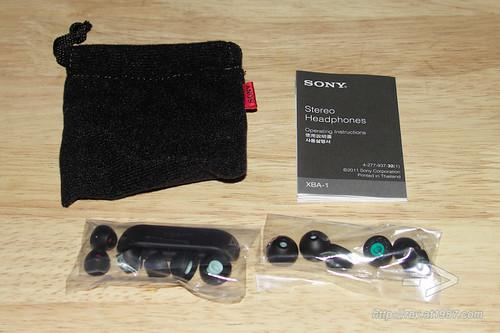 Sony XBA-1