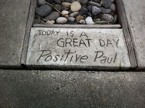 Positive Paul