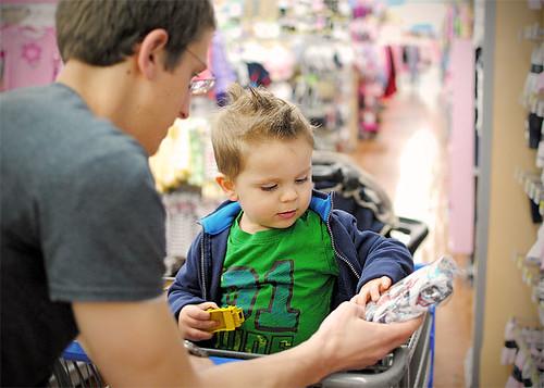 Examining the Merchandise