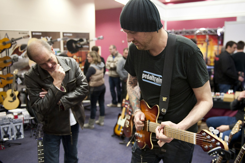 Great British Guitar Show on Flickr