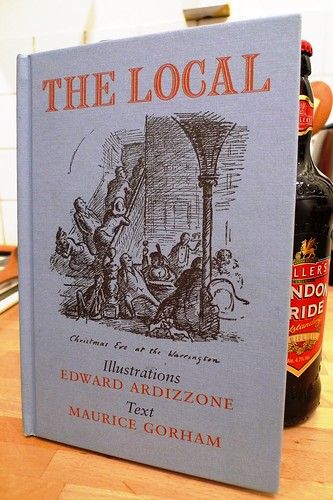 The Local by Maurice Gorham and Edward Ardizzone