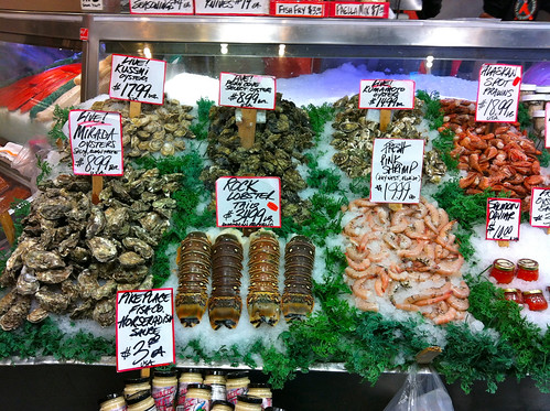 Seattle Pike Place Fish Market - 2