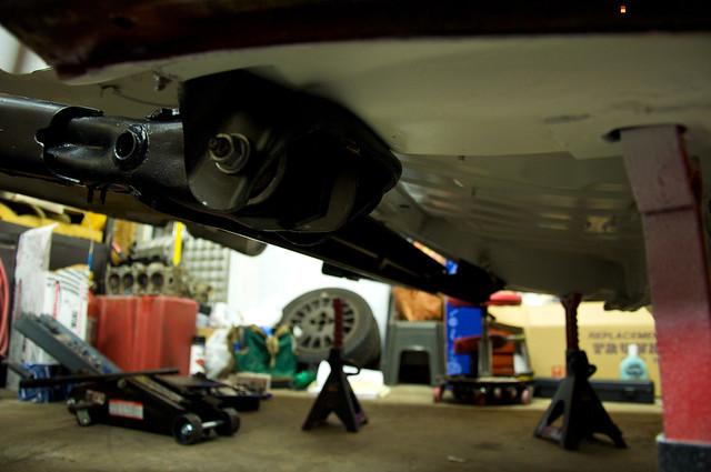 VW Sport Caravan GTI - resto