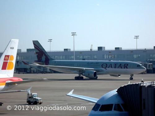 A330 Quatar