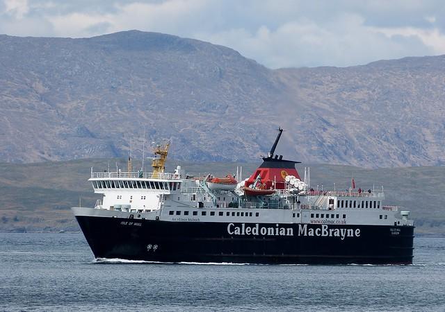 26947 - Isle of Mull Ferry, Oban