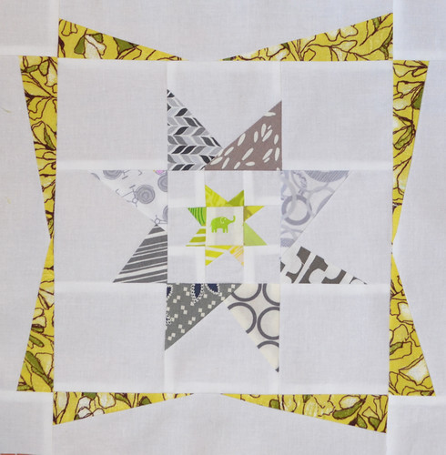 4 x 5 Modern Quilt Bee - for Nikki