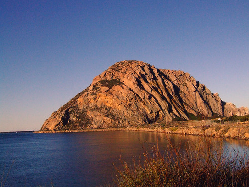 Morro Bay_the rock