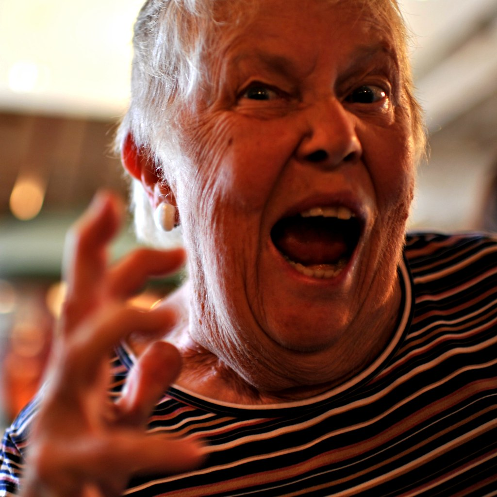 'Scary Mary' ~ Legendary New Orleans Tour Guide