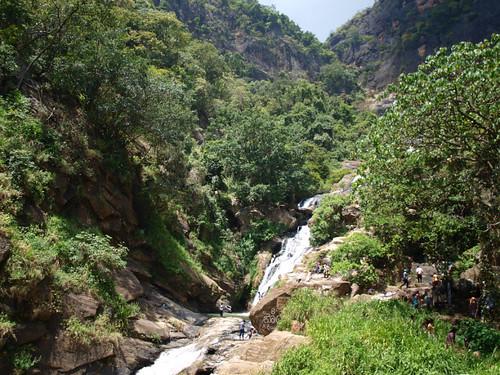 прогулка-водопад