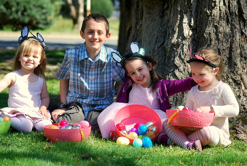 easter - the crew