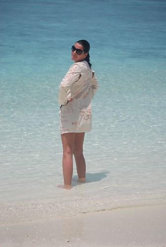 Sandy, Bodufolhudhoo, Maldives