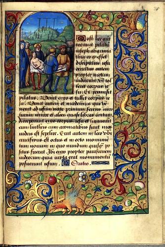 020-Book of Hours -GKS 1610 4º-Det Kongelige Bibliotek