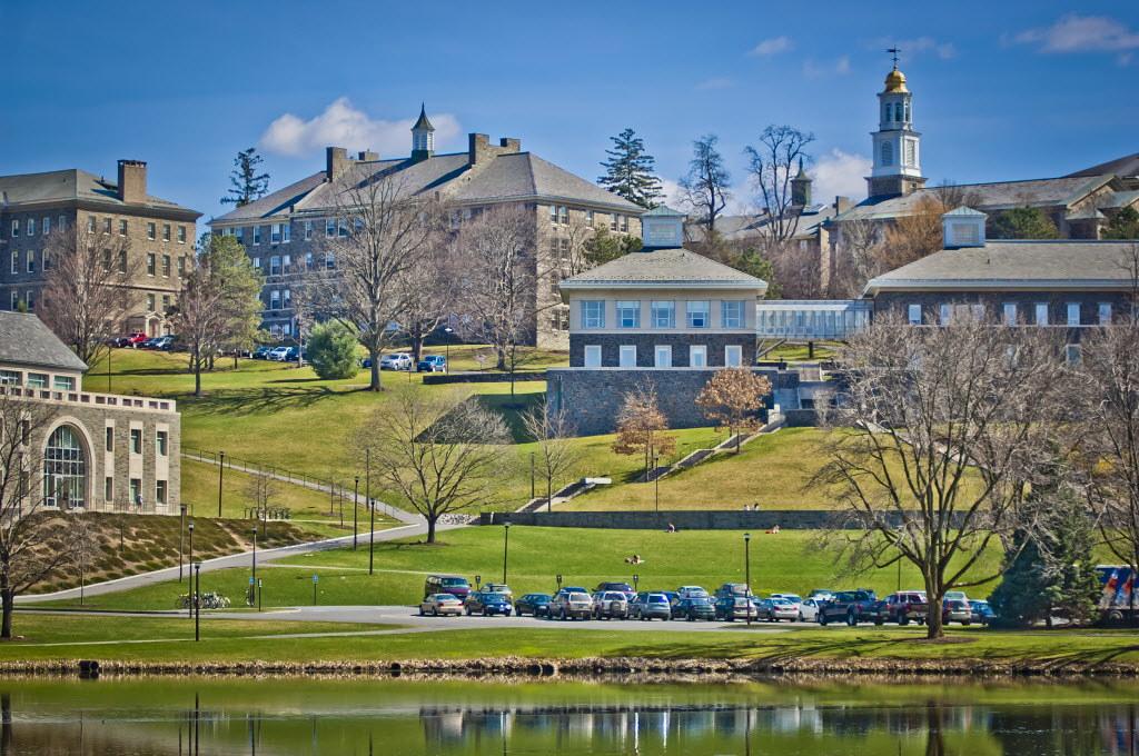 Colgate University In The Spring A Scene From Spring 2012 Flickr