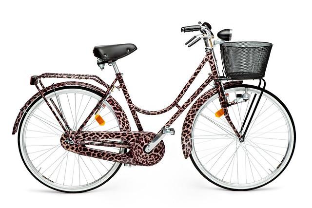 Dolce&Gabbana animalier bicycle VIA EMAIL