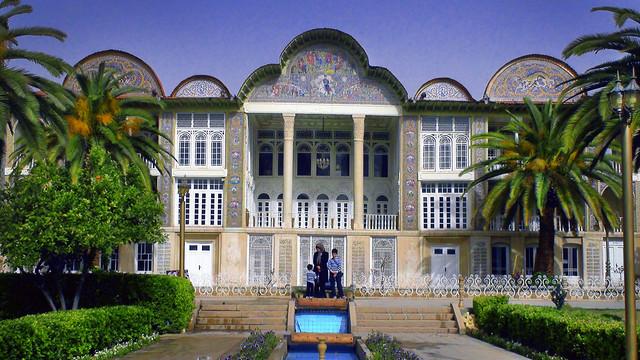 bagh-e eram - Shiraz - IRAN