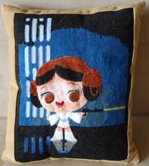 Princess Leia Pillow
