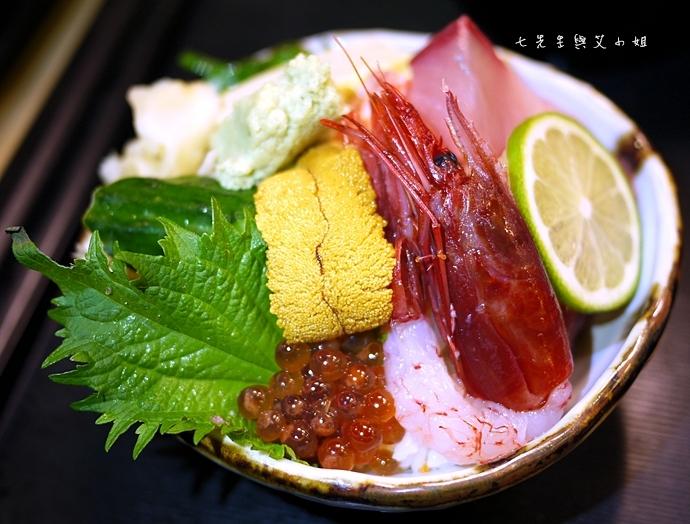 13 小六食堂海鮮散壽司