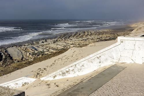 Cette plage sera à nouveau accueilllante pour l'été qui arrive.