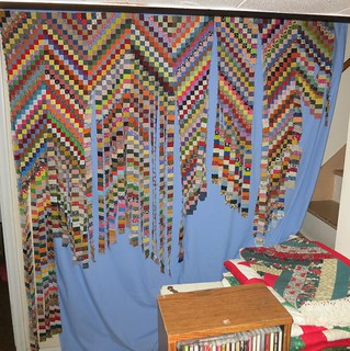 My Scrappy Bargello