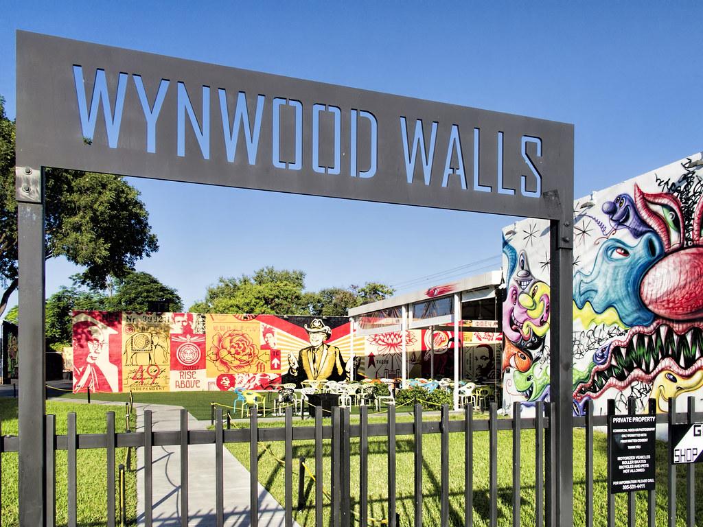 Wynwood que ver en miami en 2 días