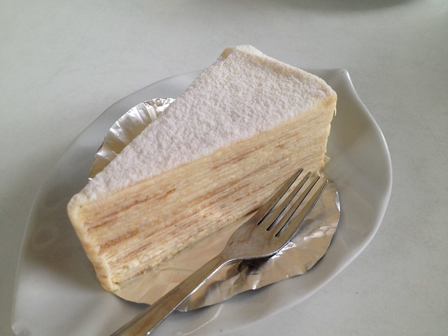 Food Foundry - Mille-Crepe-Vanilla
