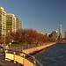 Hudson River Park by tectonic Photo