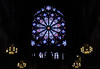 rose stained glass Cathedral Basilica of the Sacred Heart by Wils 888
