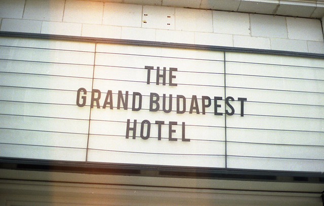 Le film Grand Budapest Hotel à l'affiche - Photo de Ser... Ser...@Flickr