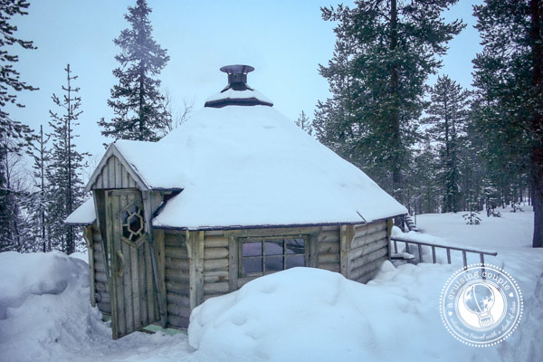 The Culture of Sami Reindeer Herding   Finnish Lapland Traditional Sami Hut