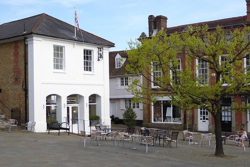 Midhurst (showing one of the tea options)