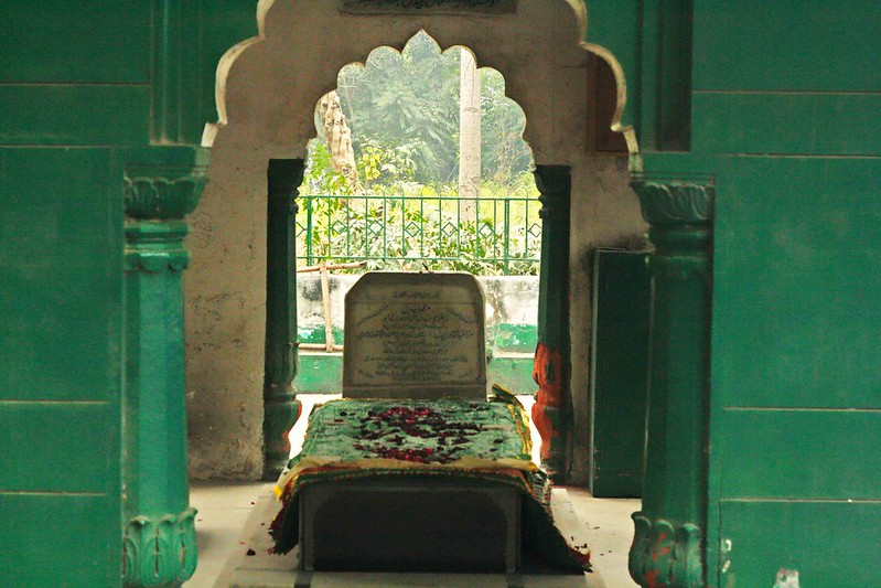 City Monument – Bedil's Tomb, Pragati Maidan
