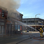 Another fire at Sandos in Preston - 6