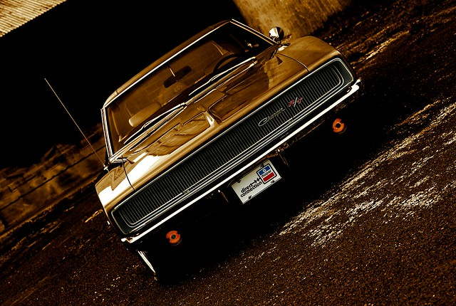 1968 Dodge Charger R/T - The Gold Standard