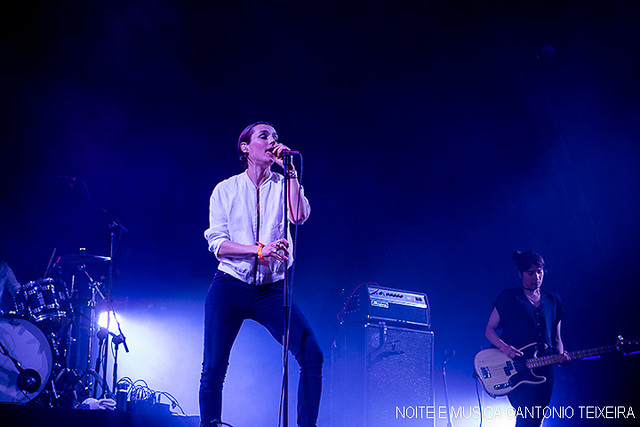 Savages - NOS Primavera Sound '16