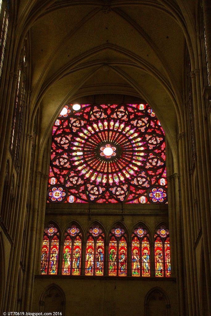 Dom St. Peter und Paul Rosette